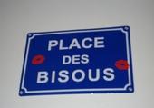 Puzzle la place des bisous