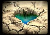 Puzzle coeur terre