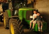Taquin tracteur jd