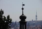 Puzzle Vue de Prague
