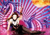 Jeux de puzzle : Madonna