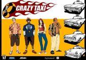Puzzle Jeux de puzzle : HEP! taxi