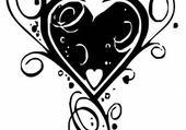 Taquin coeur