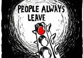 Taquin people always leave
