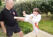 Puzzle cocoure karate
