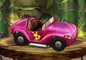 Puzzle gratuit une voiture fantastique