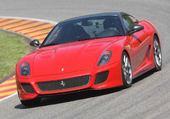 Jeux de puzzle : Ferrari 599 GTO