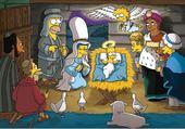 Puzzle Jeu puzzle Simpsons