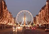 Puzzle Puzzle gratuit Champs Élysée