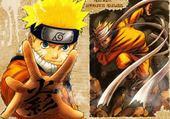 Puzzle en ligne Manga Naruto