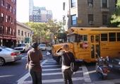 Puzzles Car scolaire New York