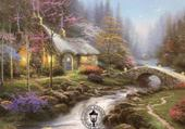 Puzzle gratuit COTTAGE 5