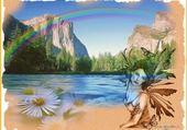 Puzzle Puzzle en ligne paysage  fantaisie