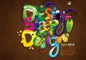 Puzzle Jeux de puzzle : calendrier