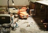 Puzzles le vieux garage(1/87)