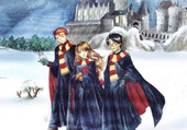 Puzzle Harry Potter & Christmas