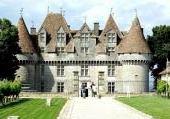 Puzzle chateau de Montbazillac