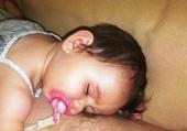 Puzzle sasha endormie