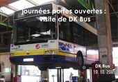 Taquin DK bus marine