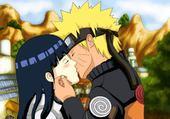 Puzzle en ligne Hinata et Naruto