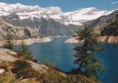Puzzle Jeux de puzzle : lac de Vallorcine
