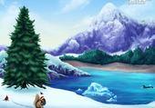 Puzzle Puzzle gratuit hiver