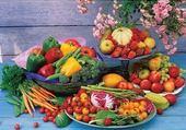 Puzzle paniers de légumes