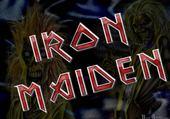Puzzle iron maiden