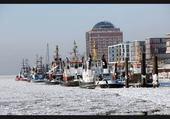 Puzzle Puzzle au port de Hambourg