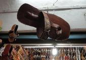 Puzzle Chaussure géante ou enseigne