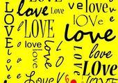 Jeu puzzle love love love love