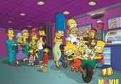 Puzzle Simpsons