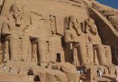 Abou Simbel - Egypte