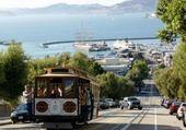 Puzzle Taquin Cable-car à San francisco