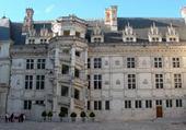 Puzzle Escalier - Château de Blois