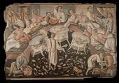 Puzzle mosaique romaine
