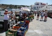 Puzzle marche de Mykonos