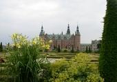 Puzzle Taquin château de Hillerod- Danemark