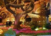 Puzzle le jardin du bellagio