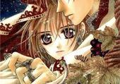 Jeux de puzzle : manga couple
