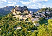 Puzzle Jeu puzzle Village Provençal