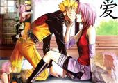 Puzzle Puzzle naruto et sakura kiss