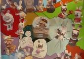 Puzzle Puzzle lapins crétins