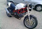 Puzzle gratuit Ducati 900 monster