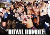 Jeu puzzle royal rumble