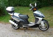 Puzzle en ligne scooter