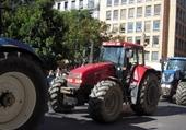 Puzzle en ligne Tracteurs à Toulouse