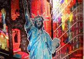 Puzzle Statue de la libertée