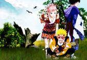Puzzle en ligne naruto sakura et sasuke
