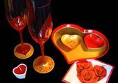 Puzzle Jeu puzzle romantique